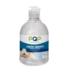 Jabón Líquido Antibacterial PQP Profesional  500 ML