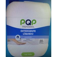Detergente Liquido Prof 20 Lt  PQP