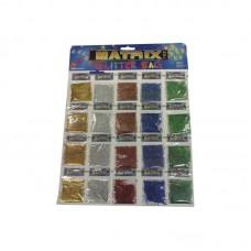 Mirella Carton  X20 Colores Surtido