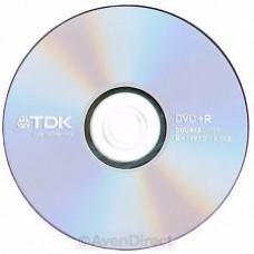 DVD TDK RW UND