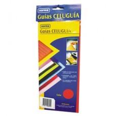 Guía Clasificadora Celuguía Rojo NORMA  (X190)