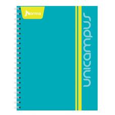 Cuaderno Argollado  105 Con Rayas  80 Hojas  DuraBook  ACADEMICO