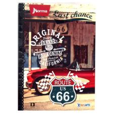 Cuaderno Cosido  95 Con Cuadros 100 Hojas  X-PRES Masculino  UND (X50)