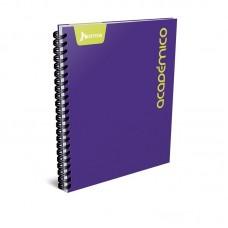 Cuaderno Argollado 105 7 Materias  175 Hojas  Mixto Académico