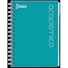 Cuaderno Argollado  105 Con Rayas 80 Hojas  ACADEMICO