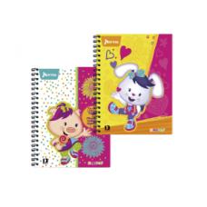 Cuaderno Argollado 85 Con Cuadros  80 Hojas  X-PRES Femenino (X50)