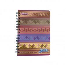 Cuaderno Argollado  85 Con Cuadros  100Hojas  ANDALUZ Femenino