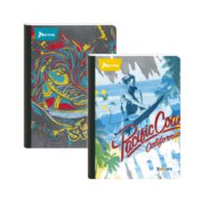 Cuaderno Cosido  95 Con Cuadros  50 Hojas  X-PRESARTE MASCULINO