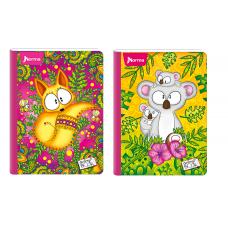 Cuaderno Cosido  95 Con Rayas  50 Hojas  MY ANIMAL BOOK