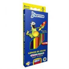 Colores  NORMA X12 Largo  UND (X48)