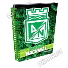 Cuaderno Argollado   85 5 Materias 150 Hojas  Mixto  NACIONAL PRIMAVERA