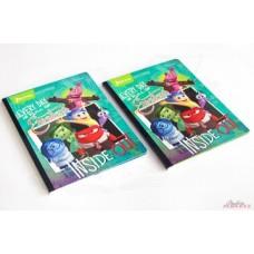 Cuaderno Cosido  95 Ccon Cuadros  50 Hojas Intensamente
