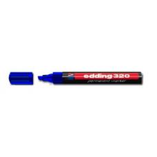 Marcador Permanente Recargable EDDING E320 Azul (X10) (X150)