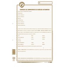 Contrato de compraventa de vehículo X20