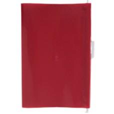 Folder Oficio Colgante Plástico Rojo LEGIS