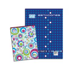 Block carta con rayas 80 Hojas Pappyer
