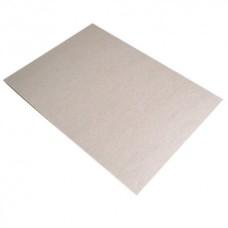 Cartón paja 1/2 pliego crema  70X50 cm