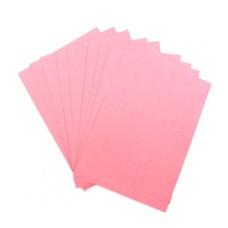 Cartulina bristol pliego rosada 150 gr