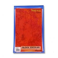 Block carta con cuadros 80 Hojas Imagenes