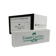 Borrador Faber Castell tk-20s nata