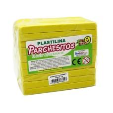 Plastilina kilo amarillo (x21) Parchesitos