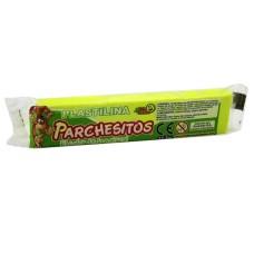 Plastilina 65 gr neón amarillo Parchesitos