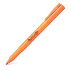 Resaltad Faber Castell delgado textliner plus naranja (x12)