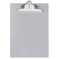 Tabla apoyo plástica gris Fabrifolder
