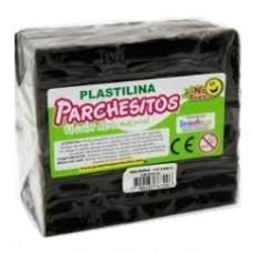 Plastilina kilo negra Parchesito