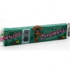 Plastilina 65 gr verde Parchesitos