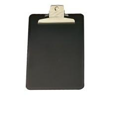 Tabla apoyo plástica negro (x50) fabrifolder