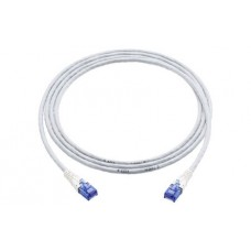 Patch cord 1.5mt CAT 6 Gris RJ45 UTP R&M