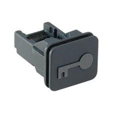 Jack tapón seguridad para marco plug R&M