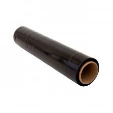 Rollo Plástico  Strecht Negro 50cm 400 MT