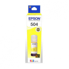 Tinta epson 504 O T504420  Yellow