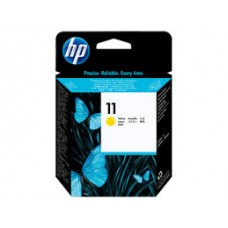 Cabezal HP 11 Original amarillo