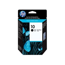 Cartucho HP 10 Original Negro