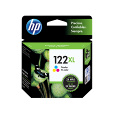Cartucho HP 122XL Original Color