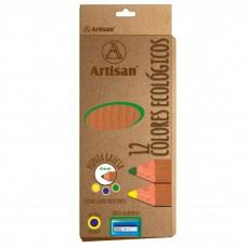 Colores artisan X12 ecológicos