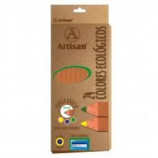 Colores artisan X24 ecológicos