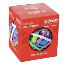 Bandas de caucho de colores esfera Triton