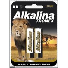 Pila AA Alkalina Tronex