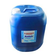 Blanqueador hipoclorito 13% 19lt Azulado.