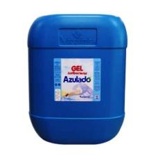 Gel antibacterial Azulado 19 litros.