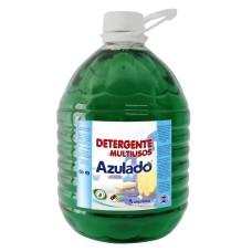 DETERGENTE LIQUIDO 4LT MULTIUSOS AZULADO