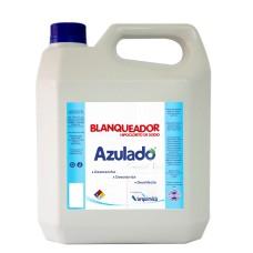 Blanqueador 5.25% 3800 ml Azulado cloro.