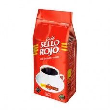 Café 5 LB Sello Rojo Medio  2500 GR
